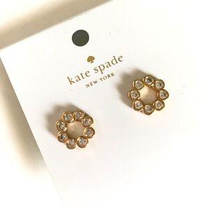 Kate Spade Full Circle Stud Earrings